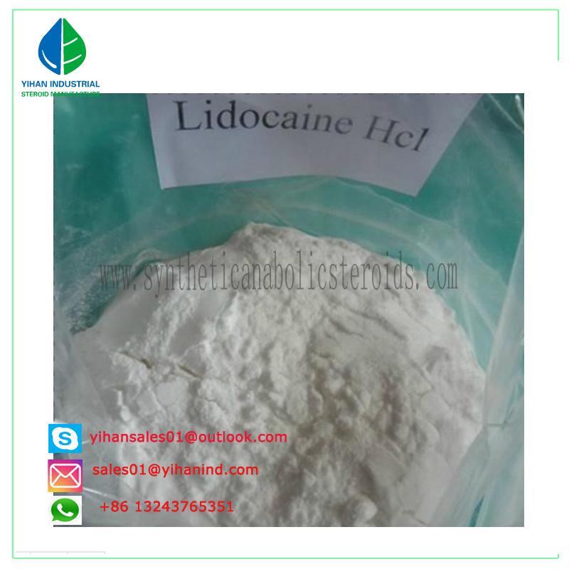 99% Lidocaine Hydrochloride, 73-78-9, Lidocaine HCl Judy