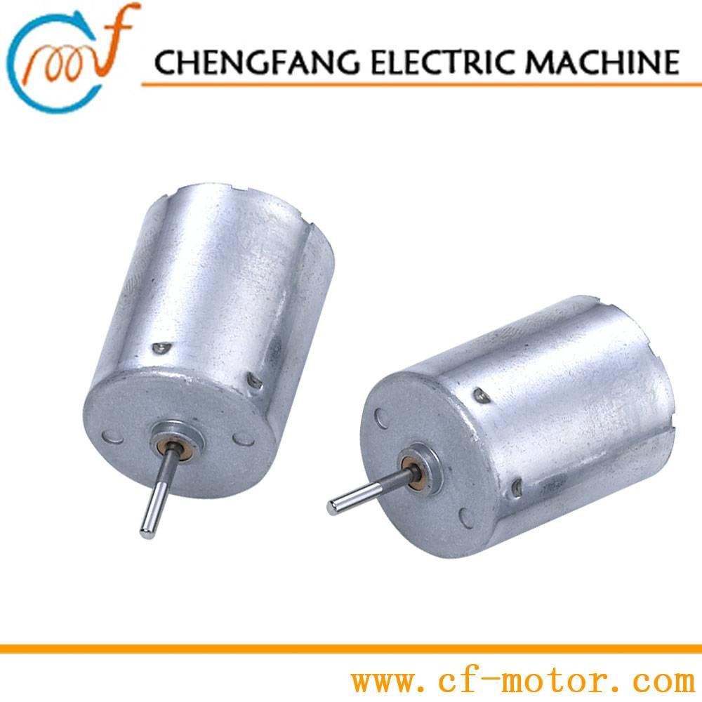 DC motor for damper actuator or odometer 6V 24V 0.1-1.1W RF-370CH