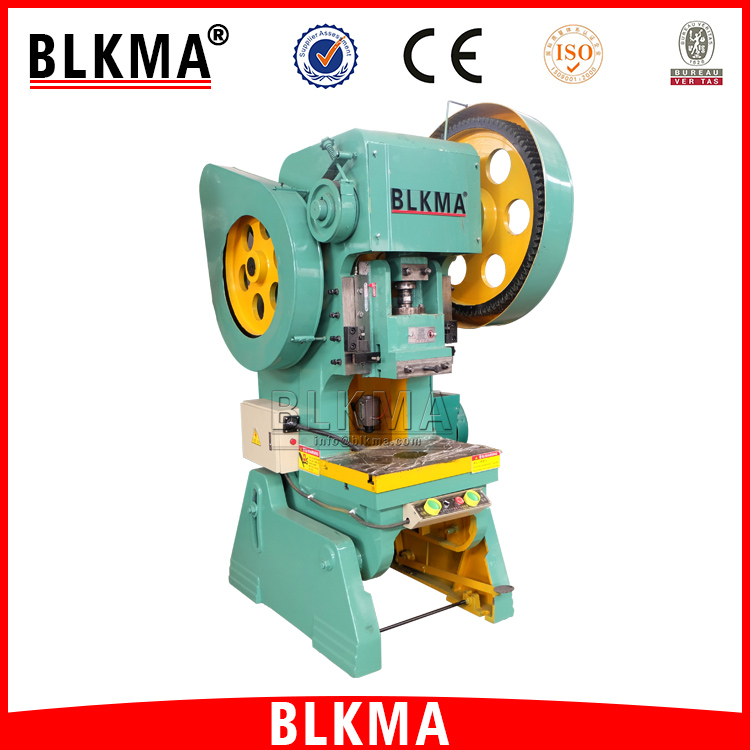 BLKMA sheet metal tube punching press machine
