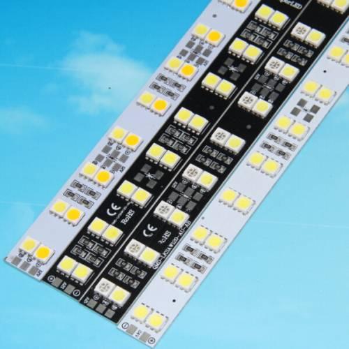 double row rgbw led strip