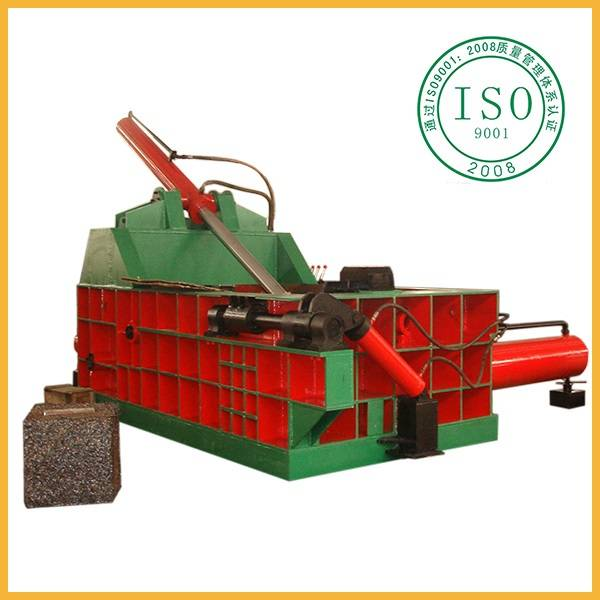 YD-2000 Hydraulic Scrap Metal Baling Press