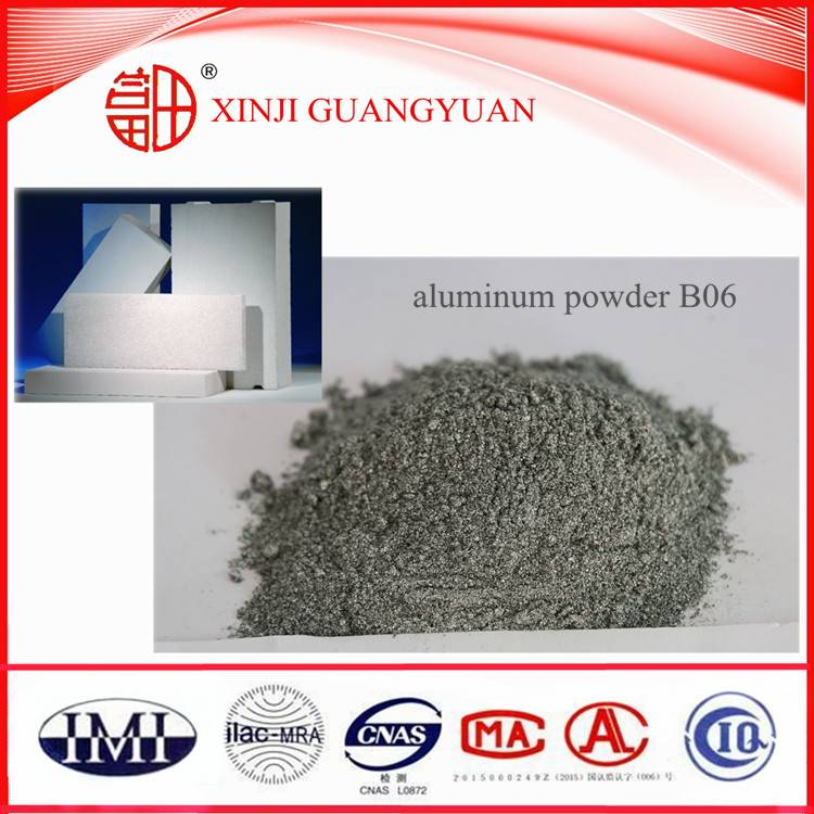 Aluminum Flake Powder for AAC Block
