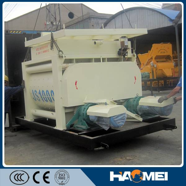 concrete mixers with self load