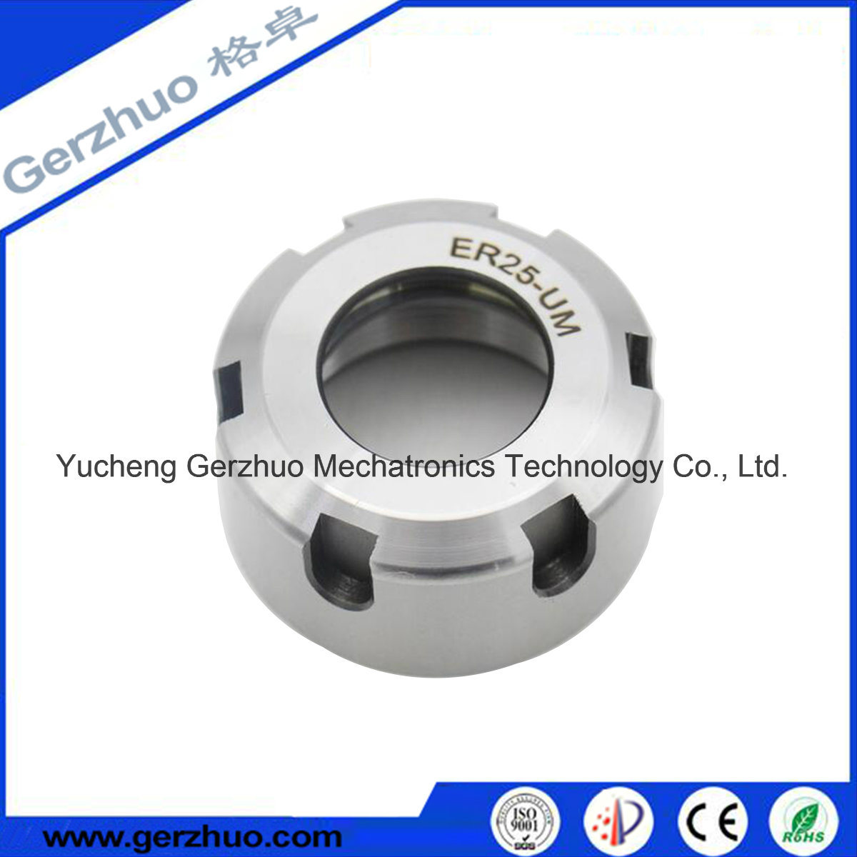 Lathe Machine Parts Accessories Clamping Er Collet Nut