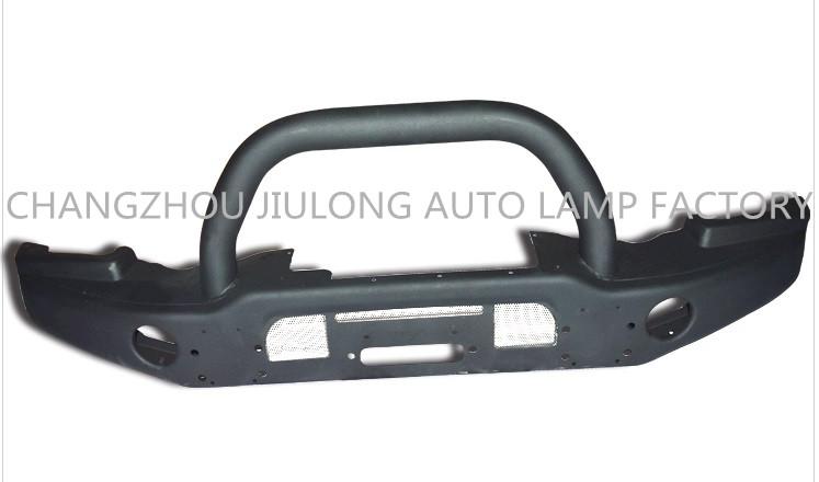 Automobile spare parts(Auto parts)-Jeep Wrangler Parts-Front Bumper,AEV,Black,JY-JK-188