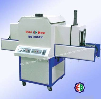 EB-200PY UV Curing Machine ( Flat / Cylindrical )