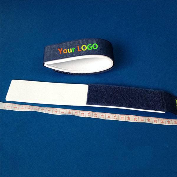 Custom EVA/rubber ski strap