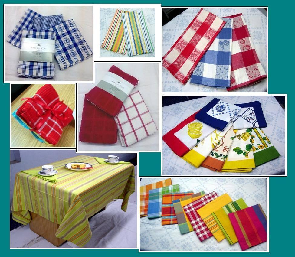 Kitchen Towel, Dish Cloth, Table Cloth, T-Towels