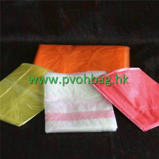 Water Soluble Laundry Bag for Infection Control in Hospitals