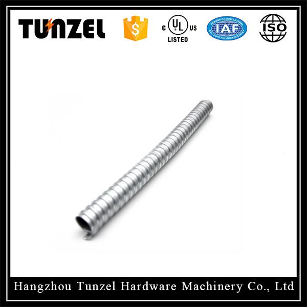Galvanized steel metal flexible conduit
