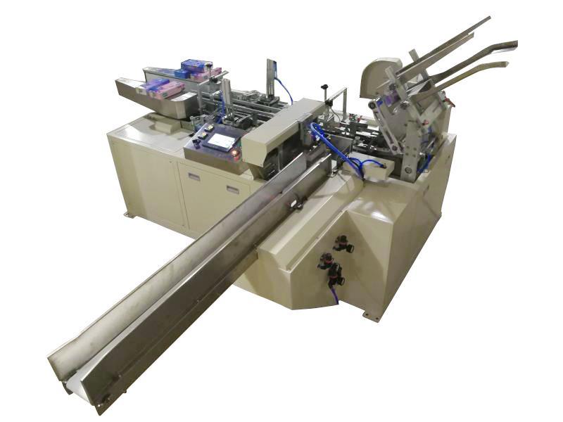 HZJ-40 TISSUE BOXING MACHINE