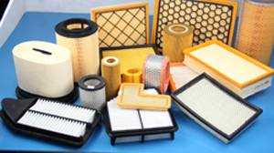 automotive filters- the automotive filters one piece worth three pieces