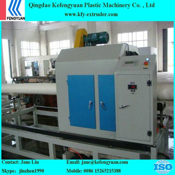 PVC pipe making machine with price