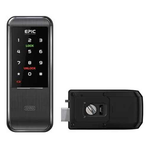 Digital Door Lock Epic Triplex 2way