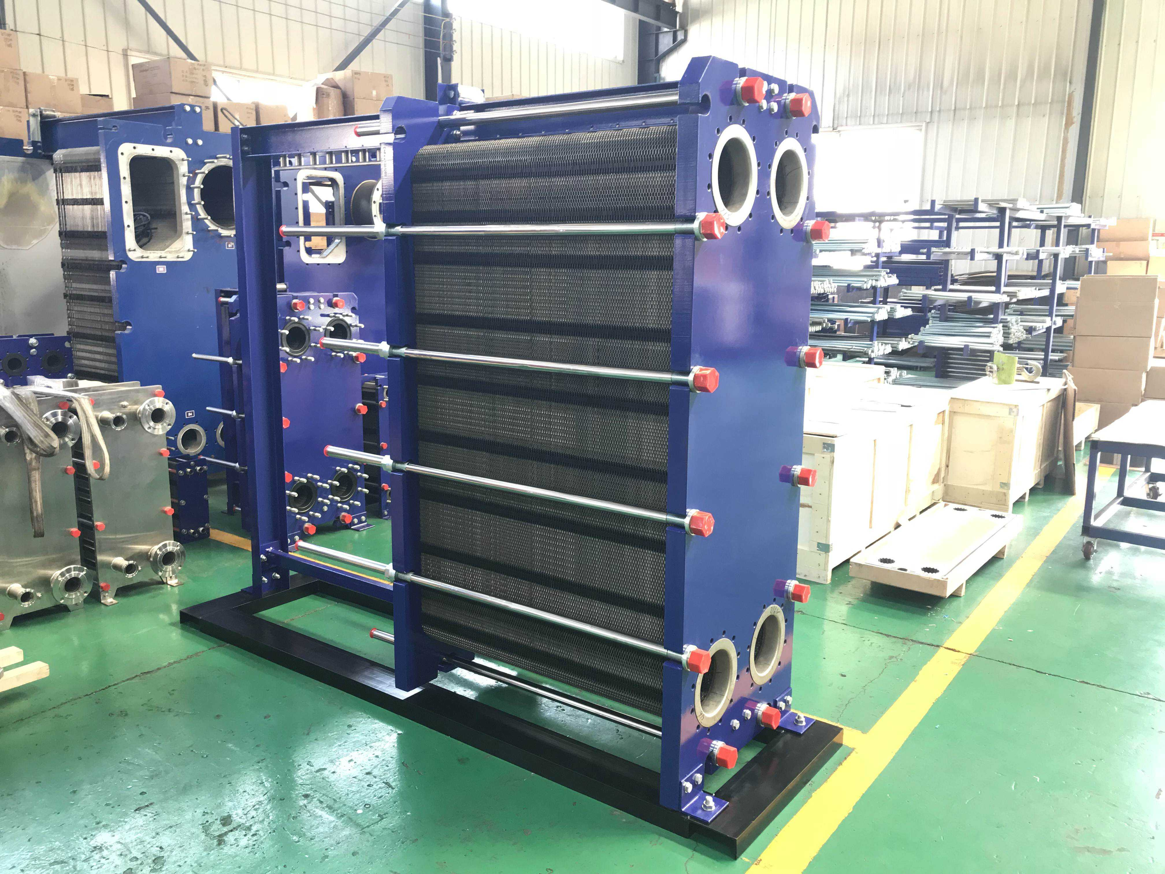 alfa laval plate and frame heat exchanger factory price ss316L