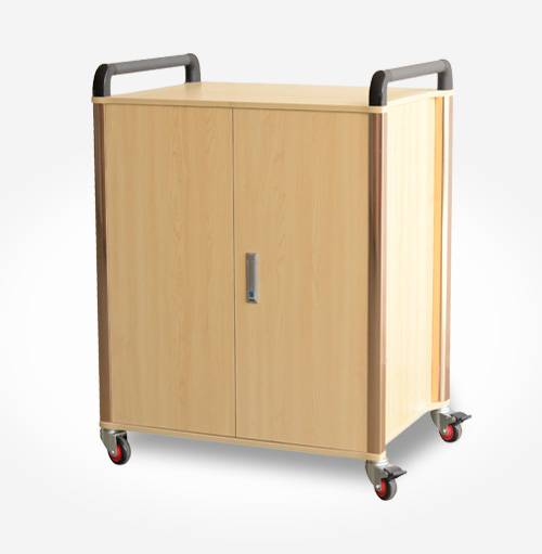 LAPTOP NOTEBOOK STORAGE CHARGING CARTS FOR TRAINING ORGANIZATION CLASSROOM