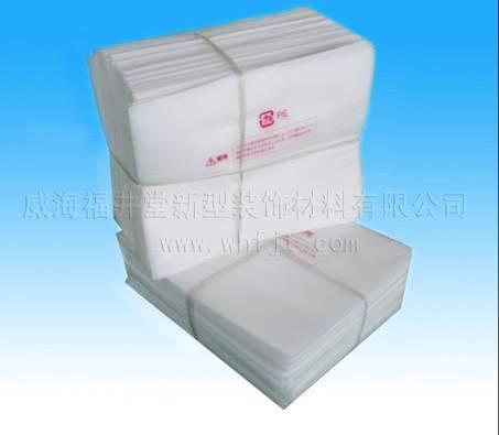 PO-film-coated EPE foam bag
