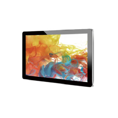 indoor totem touch screen Advertising Display Rack wall mount lcd sign