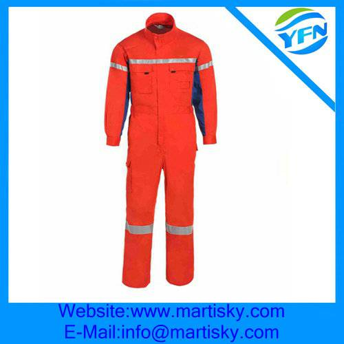 China Flame Resistant Workwear Manufacture Fire Retardant Clothing