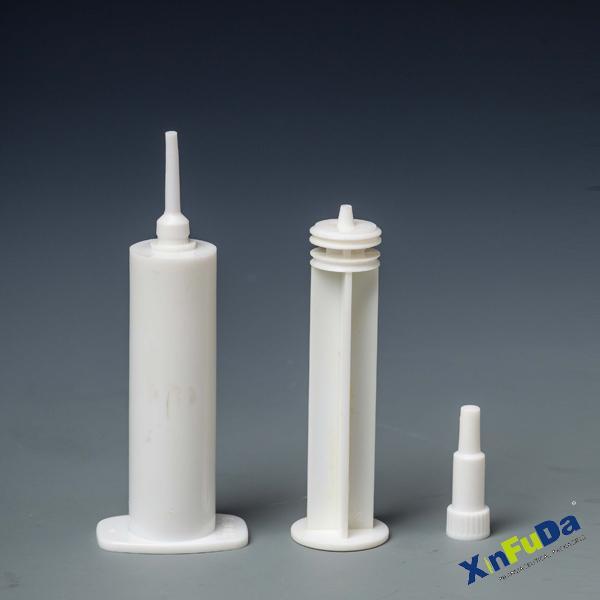 10ml plastic cow mastitis syringe China supplier