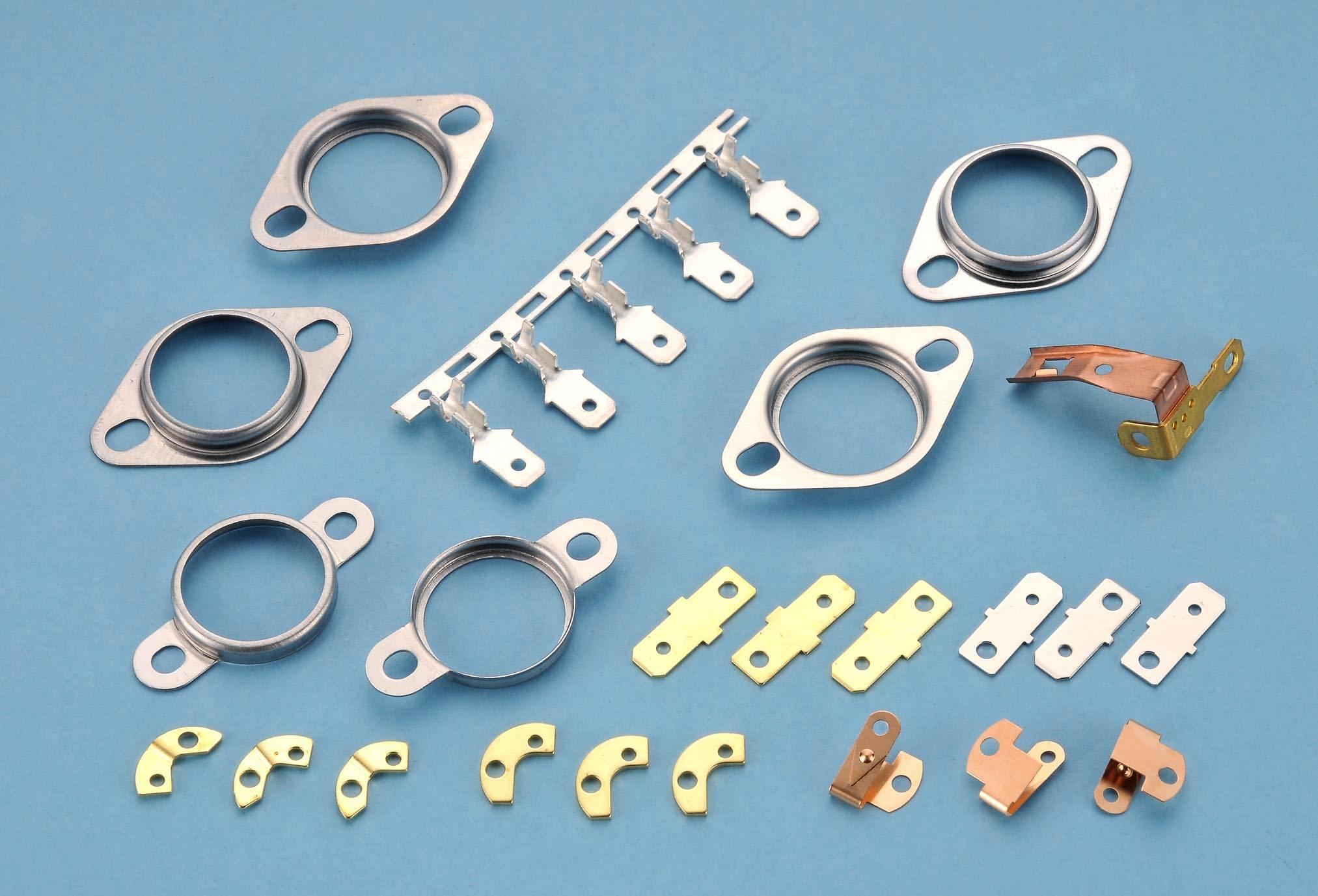 Custom Metal stamping item