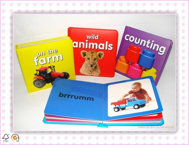 Custom offset /children book printing service in china