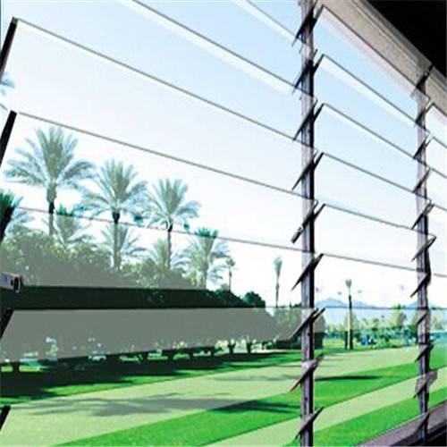 Interior Decoration Louver Glass for Window