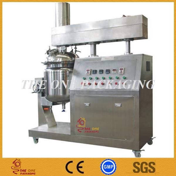 Vacuum Homogenizer, Vacuum Emulsifying Mixer