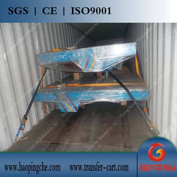 Industrial transfer cart manufacture & supplier in China