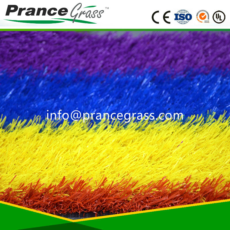 Economical for Child Garden Anti UV Synthetic Grass