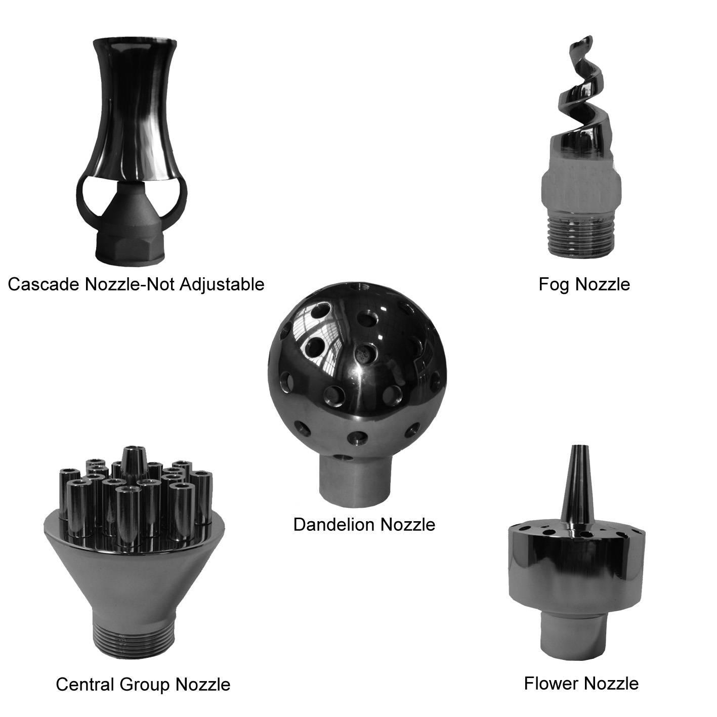 Music Fountain Equipment