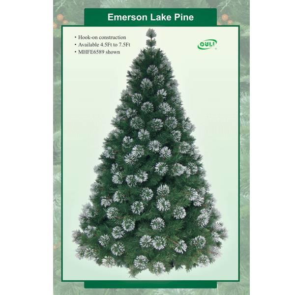 Gaint green Christmas Trees