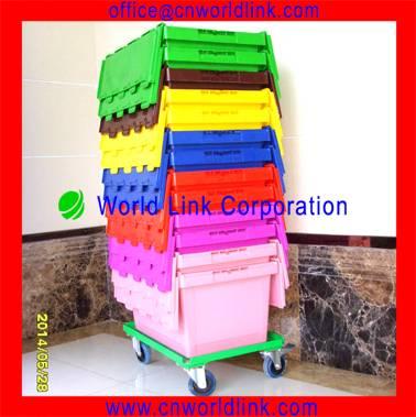340 High Quality Storage Moving Plastic box