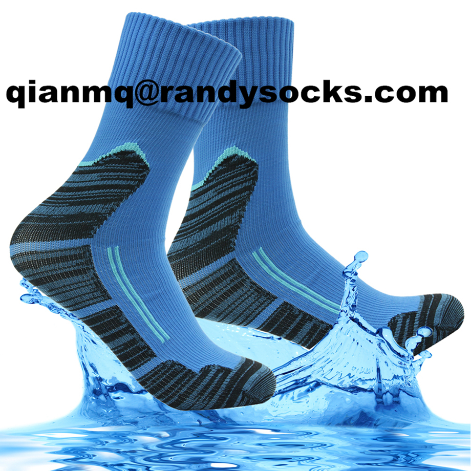 breathable waterproof socks fishing hunting ice rock climbing