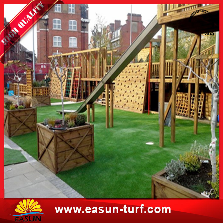 chinese artificial turf grass lawn for decoration-Donut