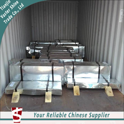 SGCC Z100 DX51D Galvanized Steel Thin Sheet