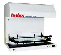 Overhead Book Scanner A2 Size INDUS 9000