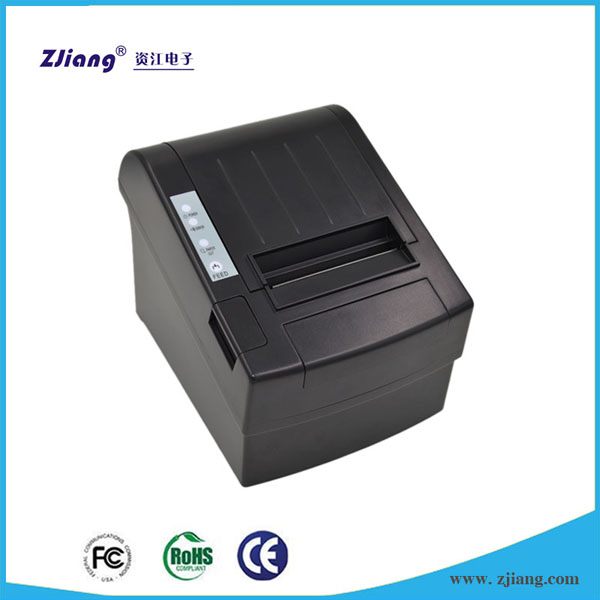 80mm Android portable Wifi receipt printer rapid printing 250mm/s