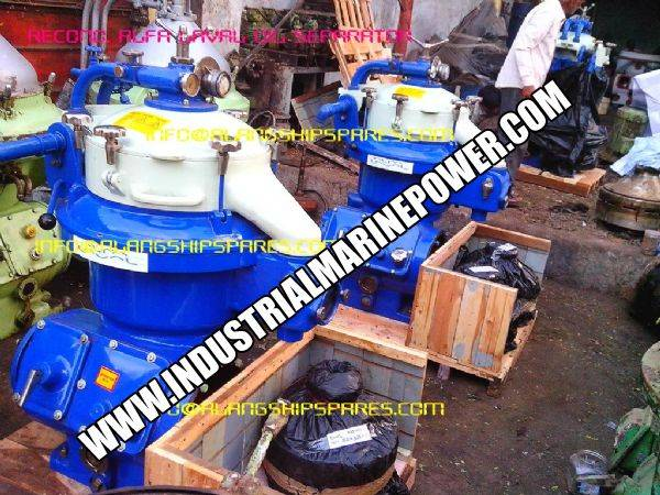 Reconditioned Alfa Laval centrifuge , Biodiesel centrifuge, waste oil purifier