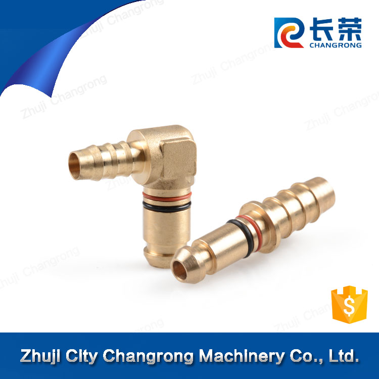 airline fittings brass fittings straight hose socket for connecting pipes brass fitting