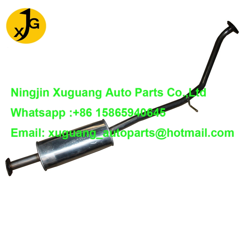 Hyundai Accent middle exhaust muffler car muffler exhaust tip