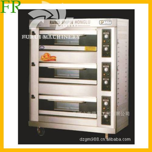 high capacity bakery baking machine with 32 ovenware