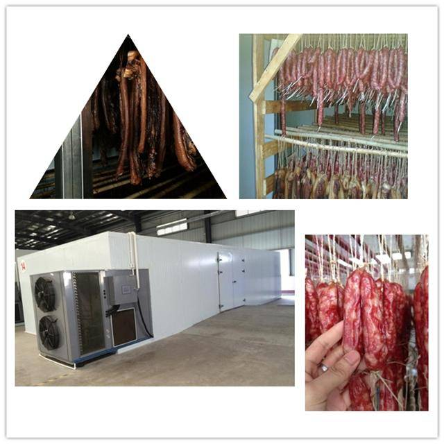 preserved pork drying machine,air source heat pump technology,Intelligent temperature and humidity c