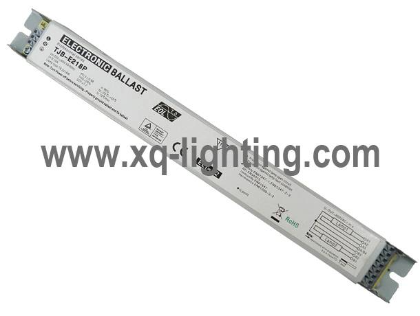 t8 2x18w electronic ballast for grille light