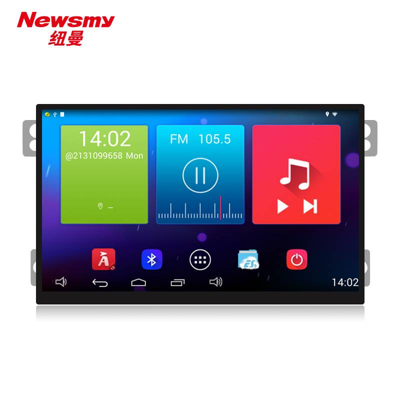 NR5002-02-H-H0 8inch Universal 4core built-in Pure Android4.4 32G flash CarPad 3