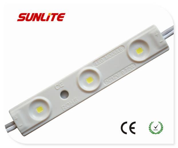 led pcb module/ injection molding led module/ led sign module 2835