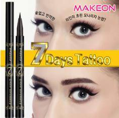 Seven Days Tattoo Eyebrow