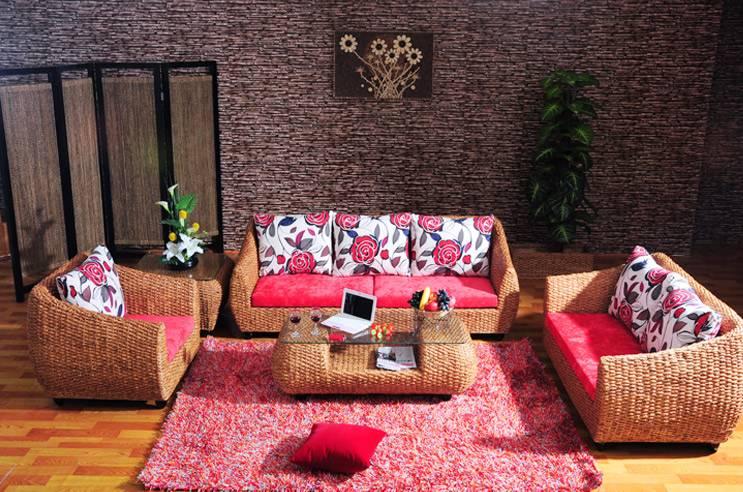 European Style Home Living Room Furniture Sofa Set