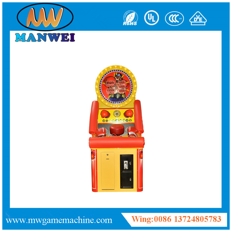 Popular World Boxing Championship Arcades Punch Amusement Game Machine