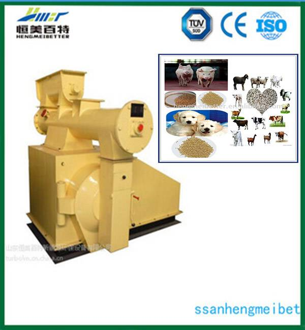 Popular chosen best quality livestock feed pellet making machine for making pellet
